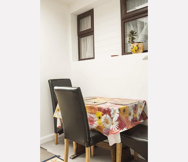 Apartment 27 - Dining