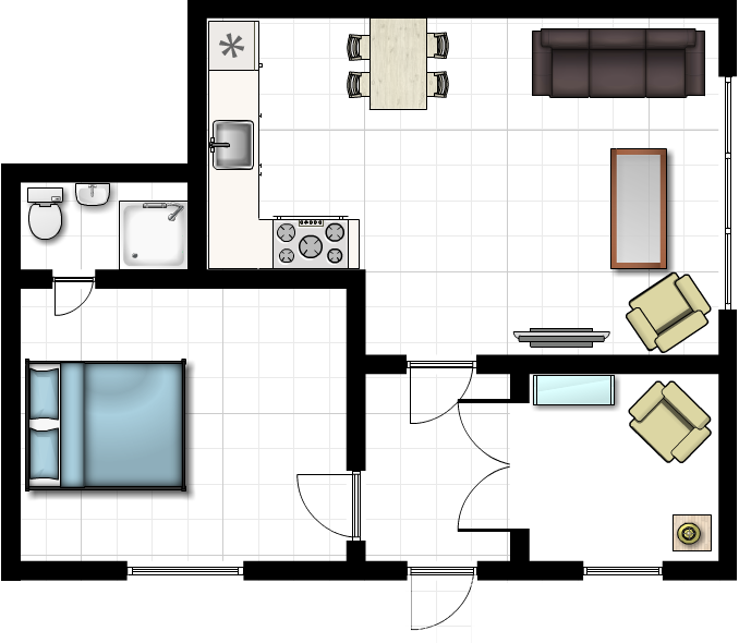 Apartment 20 Floorplan