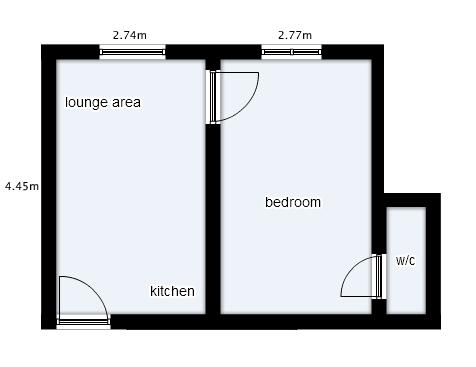 Apartment 22 Floorplan