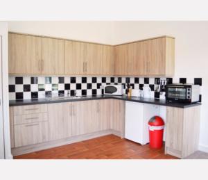 Apartment 14 Kitchen