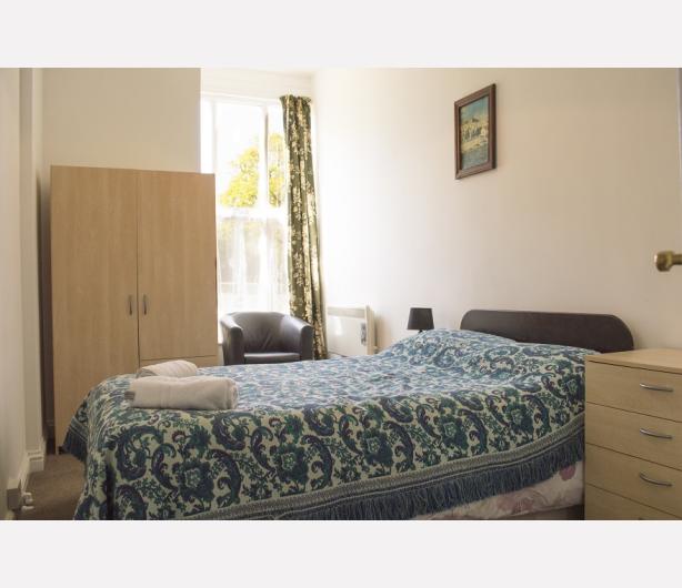 Apartment 17 - Bedroom
