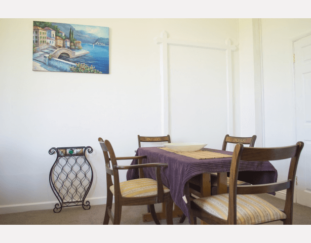 Apartment 17 - Dining