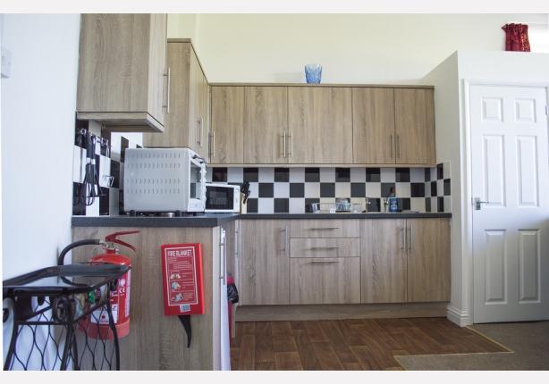 Apartment 17 - Kitchen