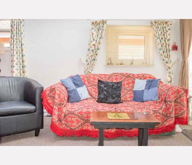Apartment 27 - Lounge