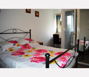 Apartment 24 - Main bedroom