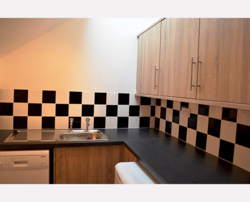 Apartment 24 - Kitchen