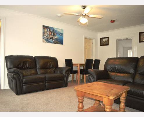 Apartment 24 - Lounge