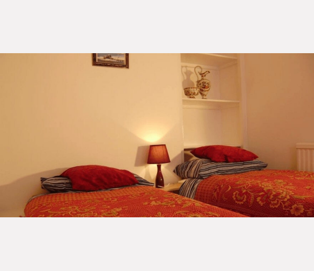 Apartment 27 - Bedroom