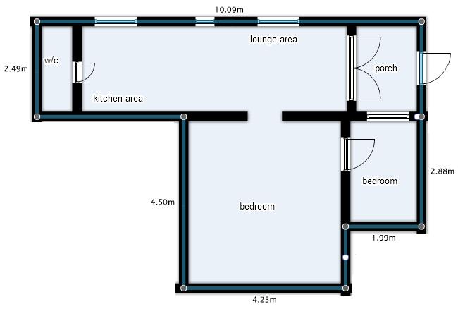 Apartment 27 Floorplan