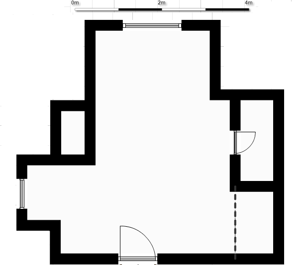 Apartment 12 Floorplan