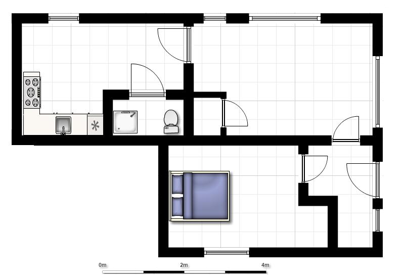 Apartment 28 Floorplan