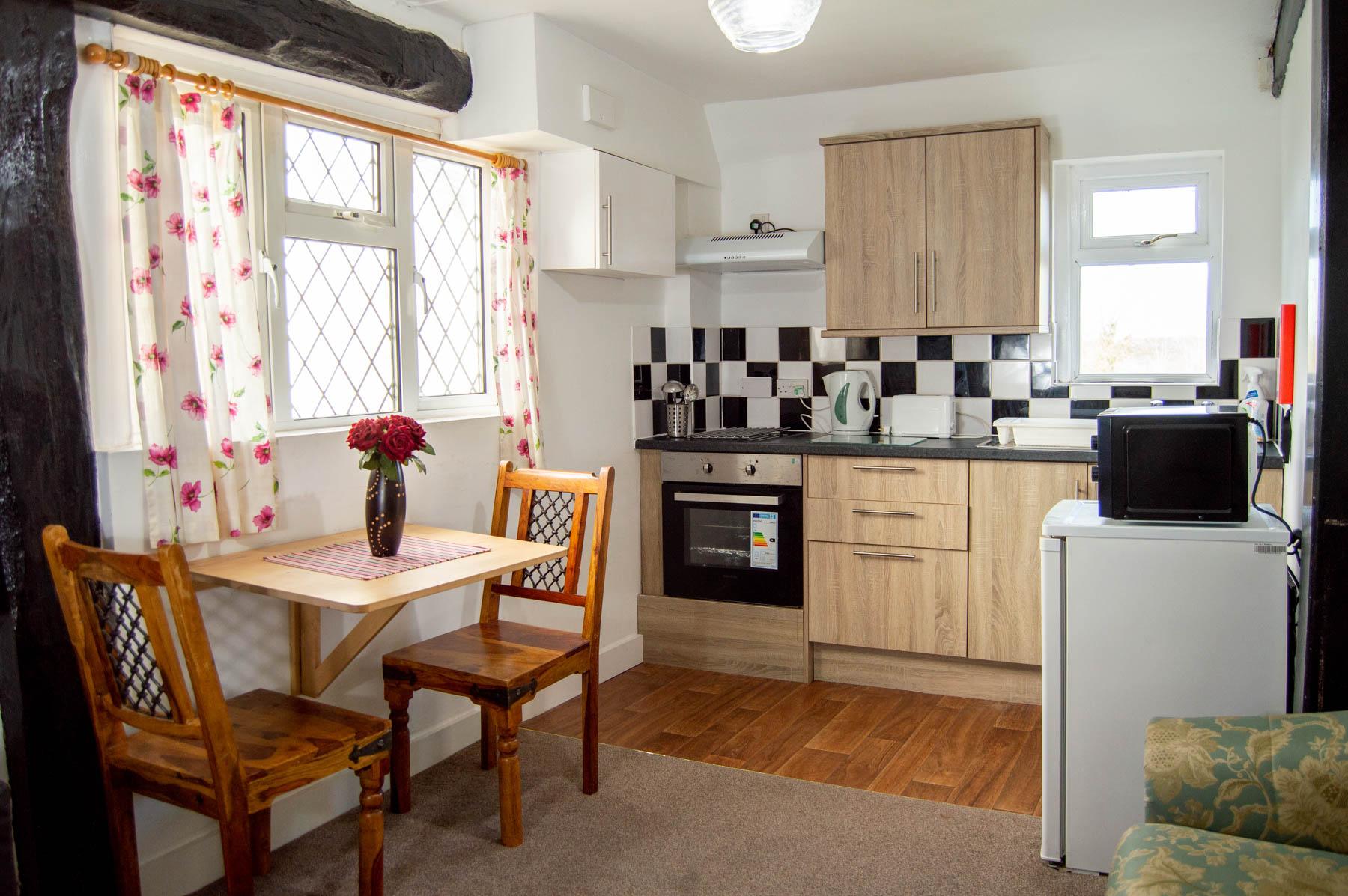Apartment 11 - Kitchen