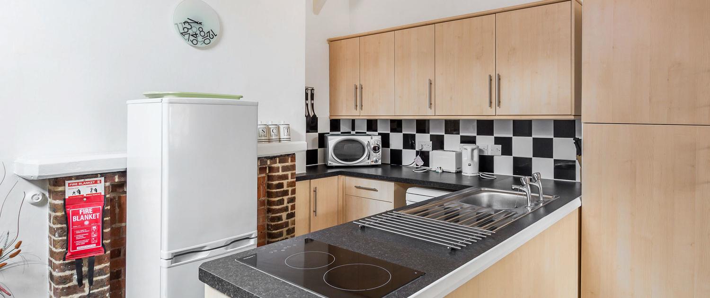 Apartment 3 - kitchen