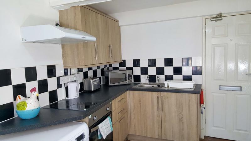 Apartment 22 - Kitchen