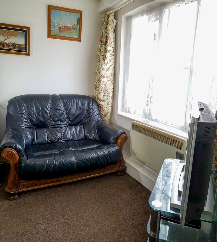 Apartment 22 - Sitting Area