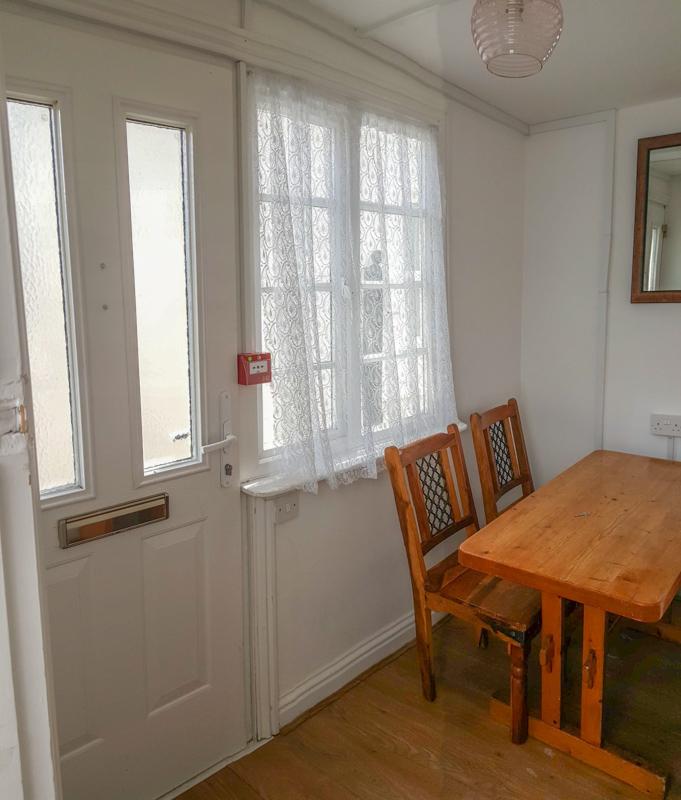 Apartment 28 - Entrance