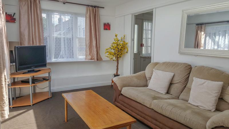 Apartment 28 - Lounge