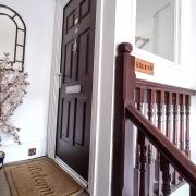 Apartment 3 entrance